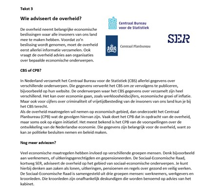 Lessenserie economie voor promotieonderzoek Radboud Universiteit